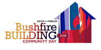 bushfire day logo